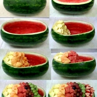 Supercool: Watermelon Fruit Bowl